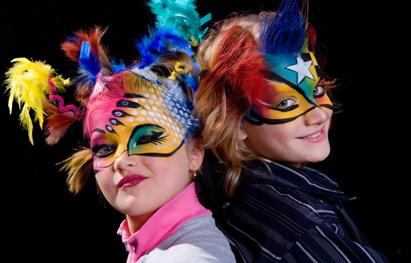 Souvent Cirque Plus :: Maquillage TN96