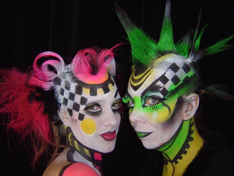 Extrêmement Cirque Plus :: Maquillage TF71